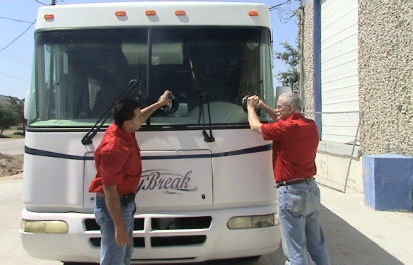 Certified RV Windshield Repair & Replacement - Alfa Auto Glass
